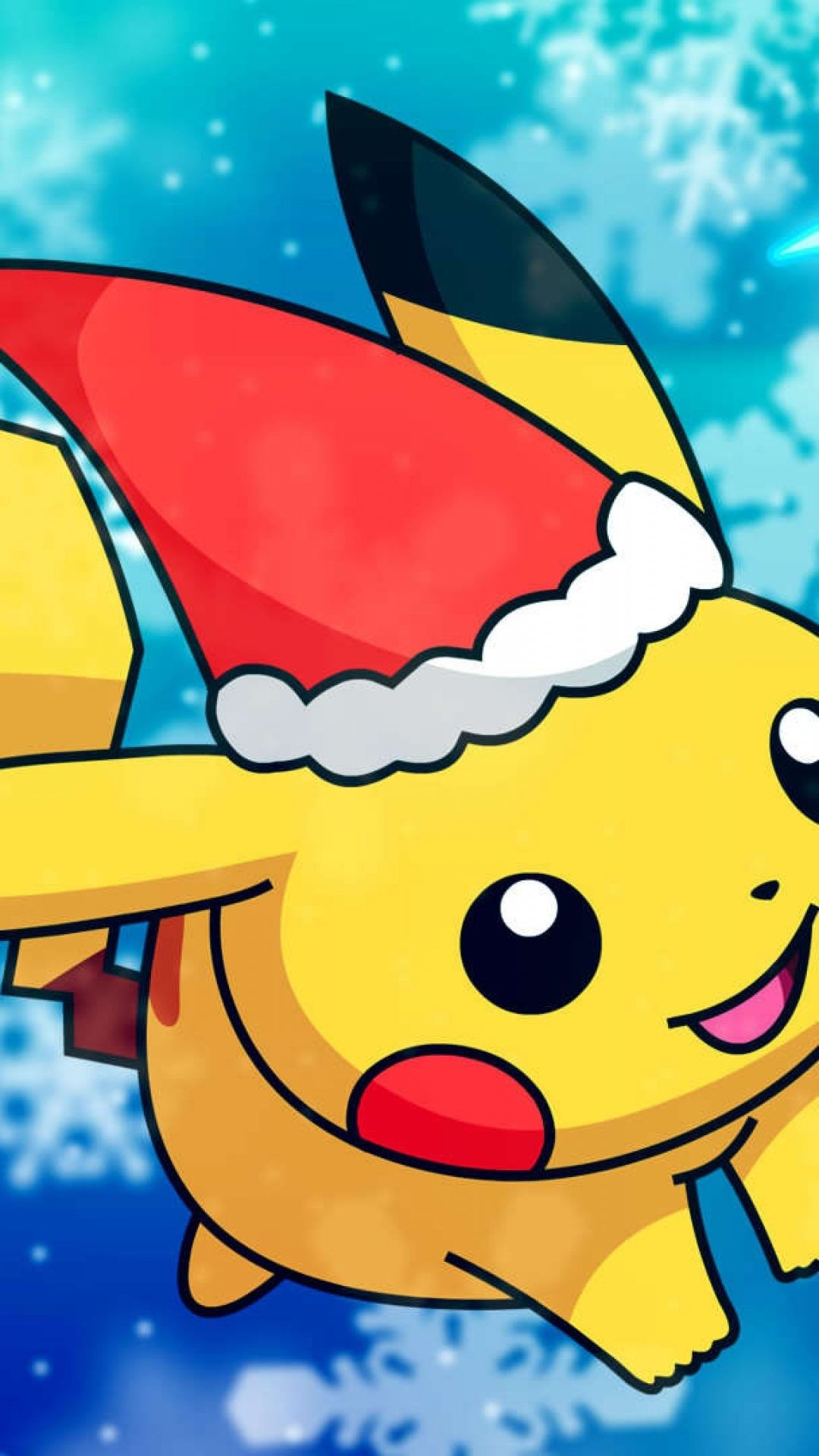 Cute Bow Wallpaper For Iphone Pikachu Christmas Wallpapers Top Free Pikachu Christmas