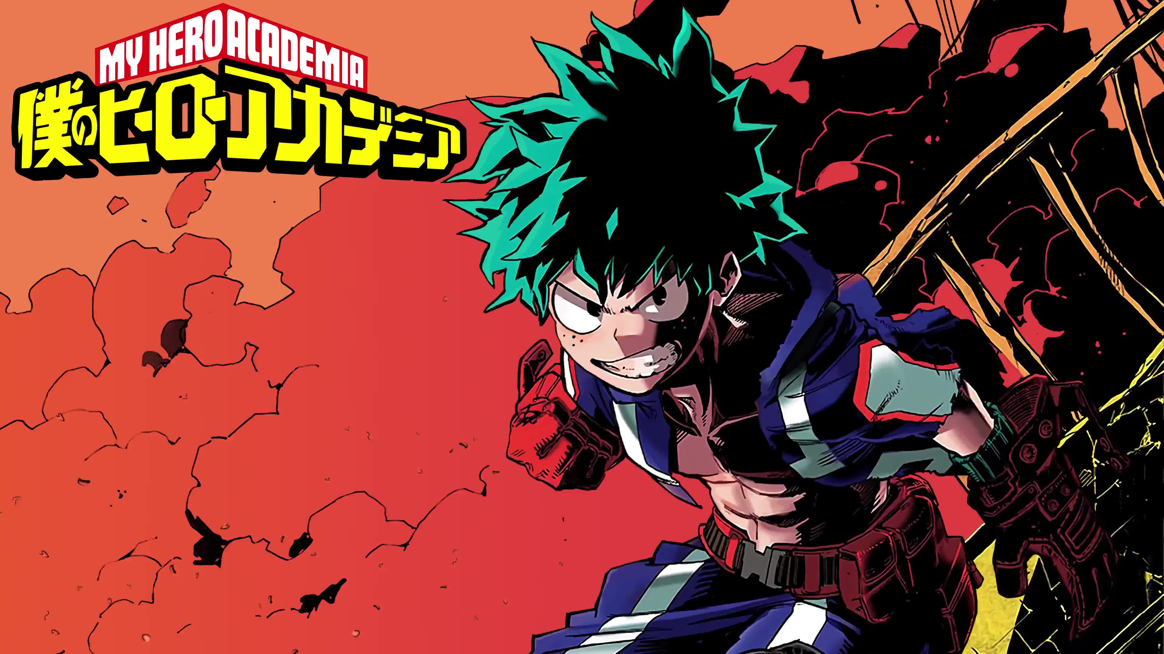 Download and use my hero academia wallpaper to make your. My Hero Academia All Might 4K Wallpapers - Top Free My ...