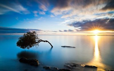 aesthetic sky wallpapers landscape backgrounds wallpaperaccess pristine