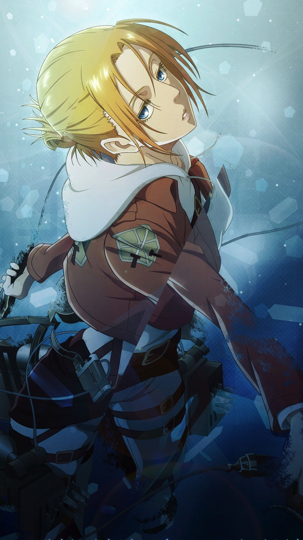 The ship sank just four days into its maiden voyage, but it made an indelible impression on the minds o. Aot Phone Wallpapers - Top Free Aot Phone Backgrounds ...