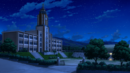Anime School Scenery Wallpapers Top Free Anime School Scenery Backgrounds WallpaperAccess