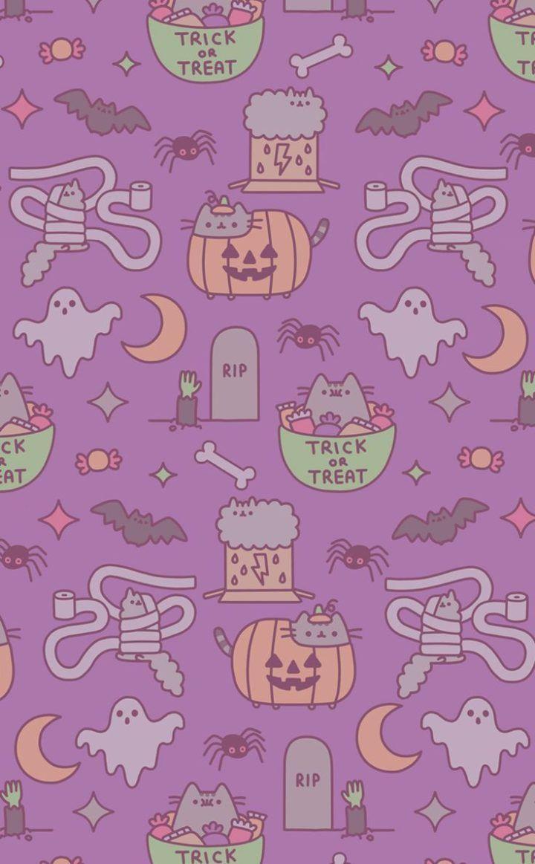 Cute Halloween Computer Wallpaper : halloween, computer, wallpaper, Girly, Halloween, Wallpapers, Backgrounds, WallpaperAccess