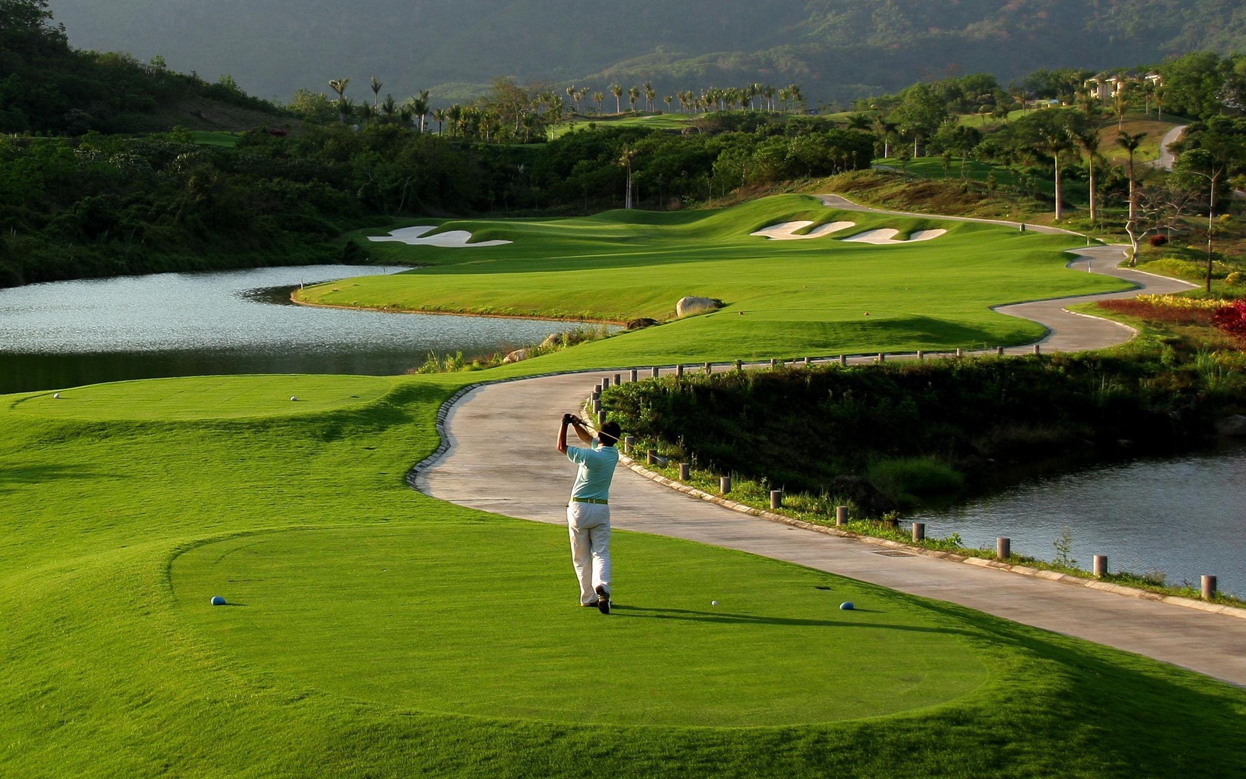 golfing desktop wallpapers top