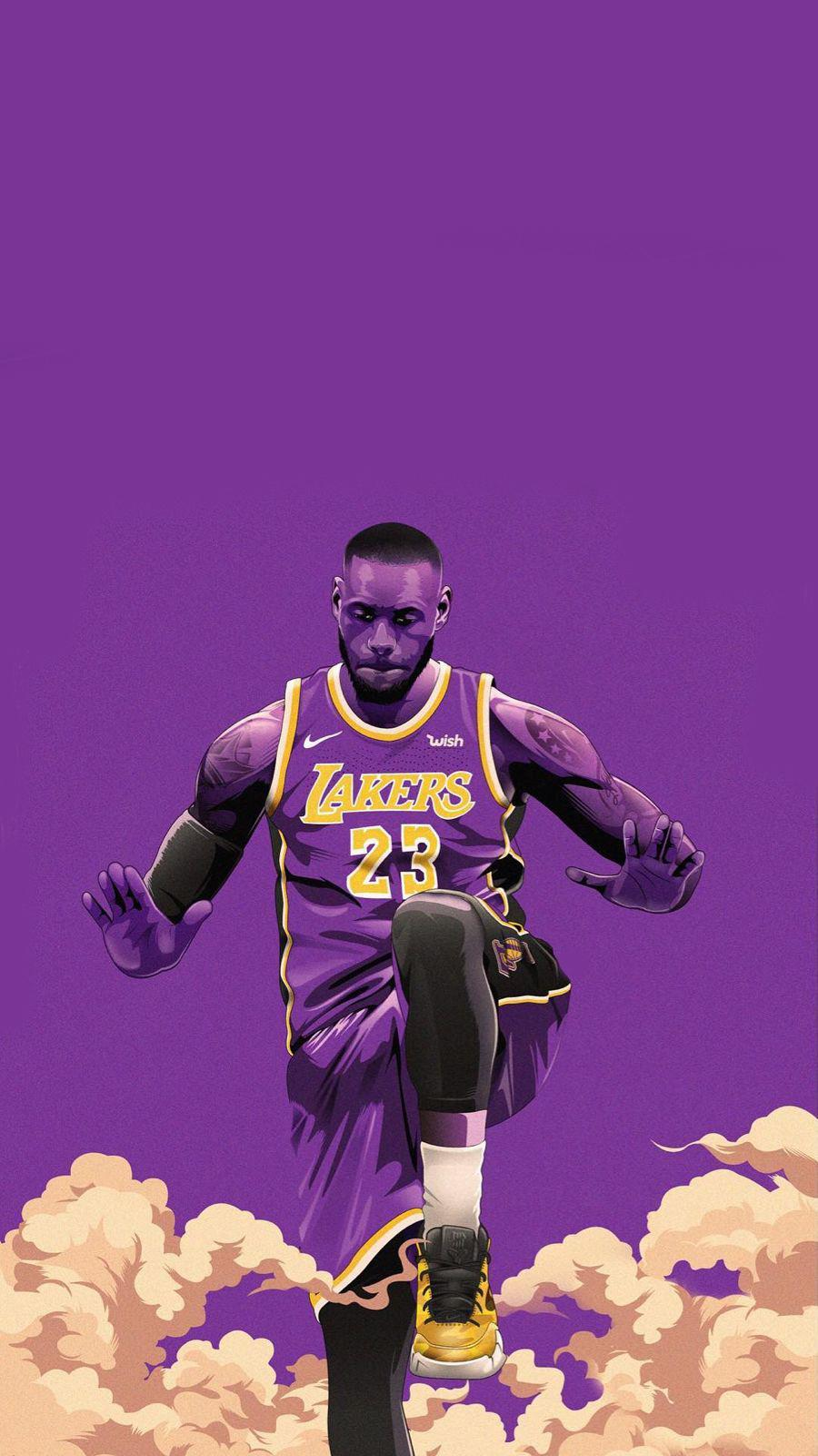 Free Animated Wallpaper Backgrounds Lebron Cartoon Iphone Wallpapers Top Free Lebron Cartoon