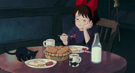 Studio Ghibli Food Desktop Wallpapers Top Free Studio Ghibli Food Desktop Backgrounds WallpaperAccess