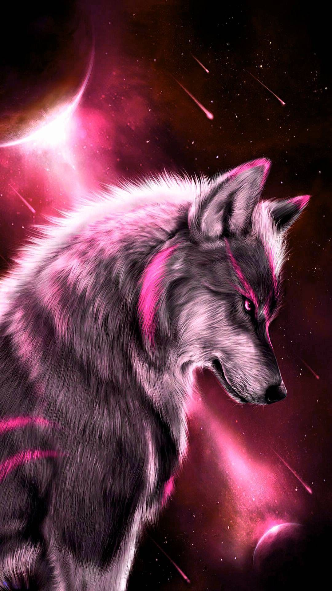anime wolves wallpapers top