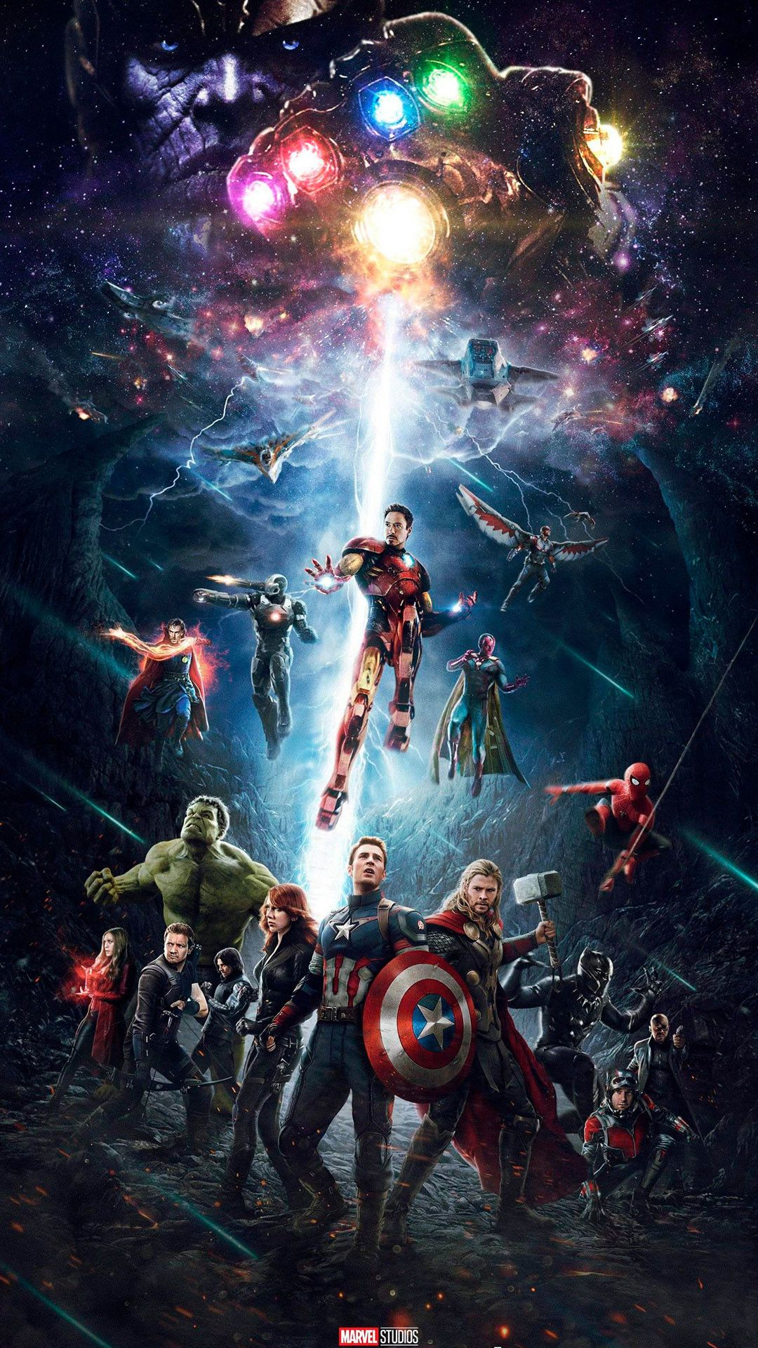 iPhone XS wallpapers : avengers - Wallpaper Magazine - Your daily...