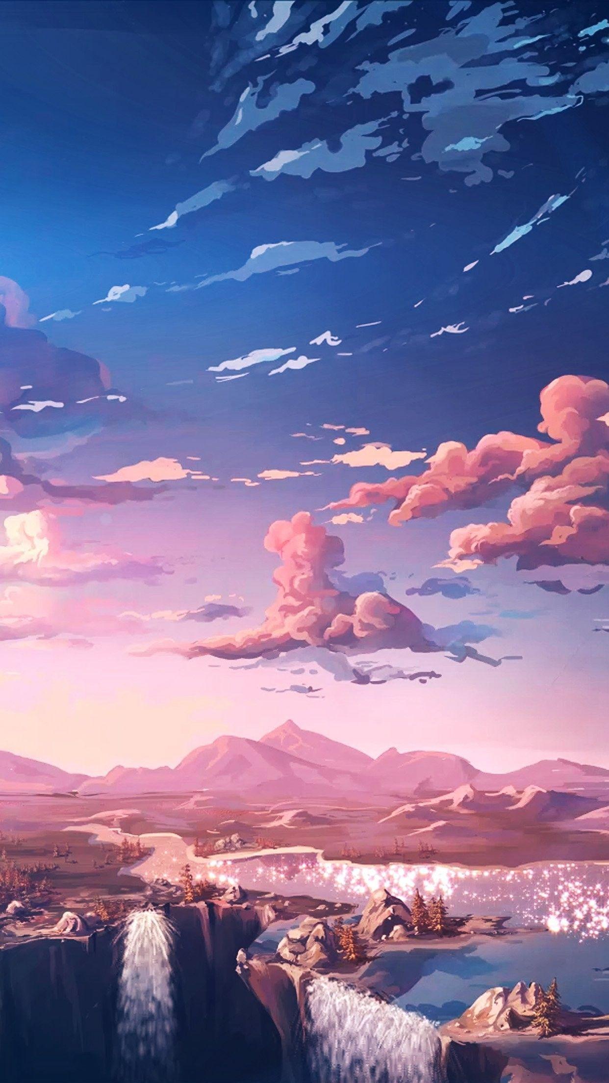 Peaceful Anime Background : peaceful, anime, background, Peaceful, Anime, Wallpapers, Backgrounds, WallpaperAccess
