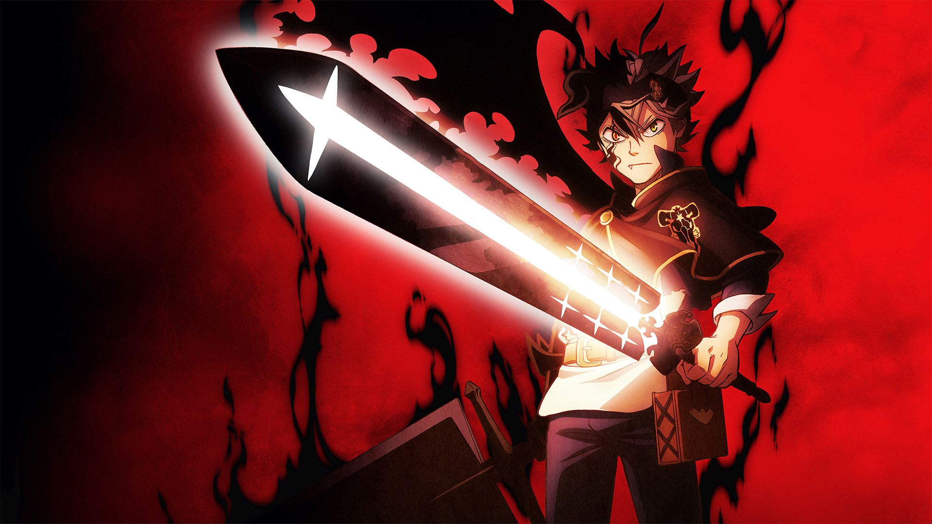 1366x768 black clover anime 4k 1366x768 resolution hd 4k wallpapers images backgrounds photos and pictures. Black Clover 4K Logo Wallpapers - Top Free Black Clover 4K ...