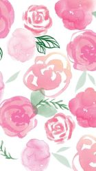 wallpapers girly iphone pink phone cute backgrounds background desktop flower downloaded wallpaperaccess app computer pattern apple fuer floral