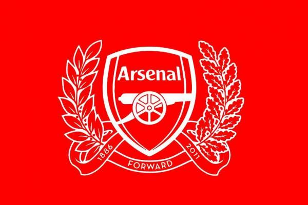 arsenal fc logo wallpapers top free
