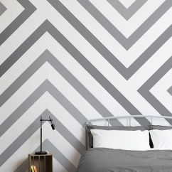Grey Living Room Ideas Pinterest House Beautiful Rooms Bedroom Wallpaper : Cool Geometric ...