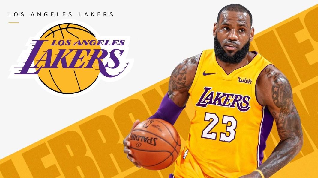 Lebron James Hd Wallpaper 2018 Lakers Walljdi Org