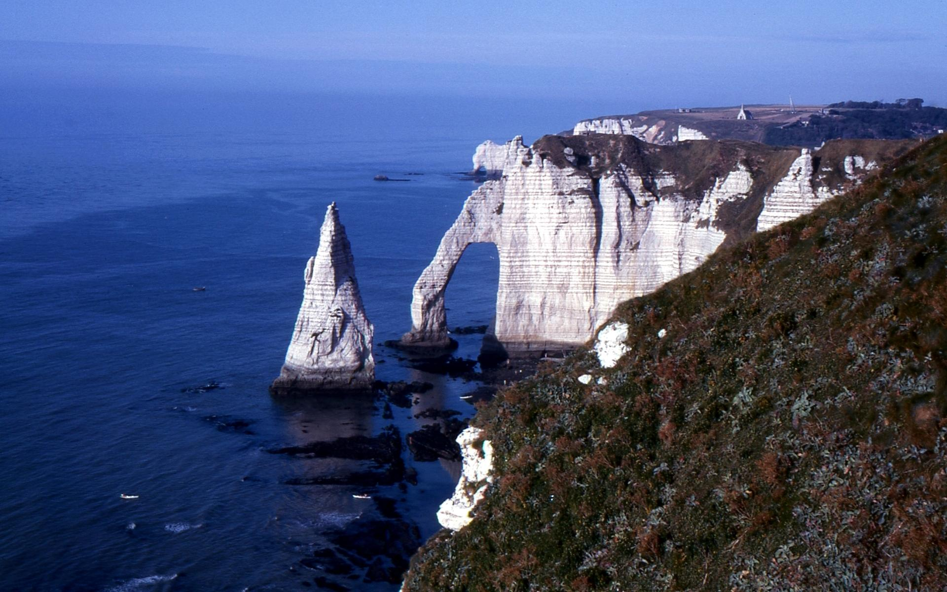 Download Wallpaper For 1400x1050 Resolution Etretat