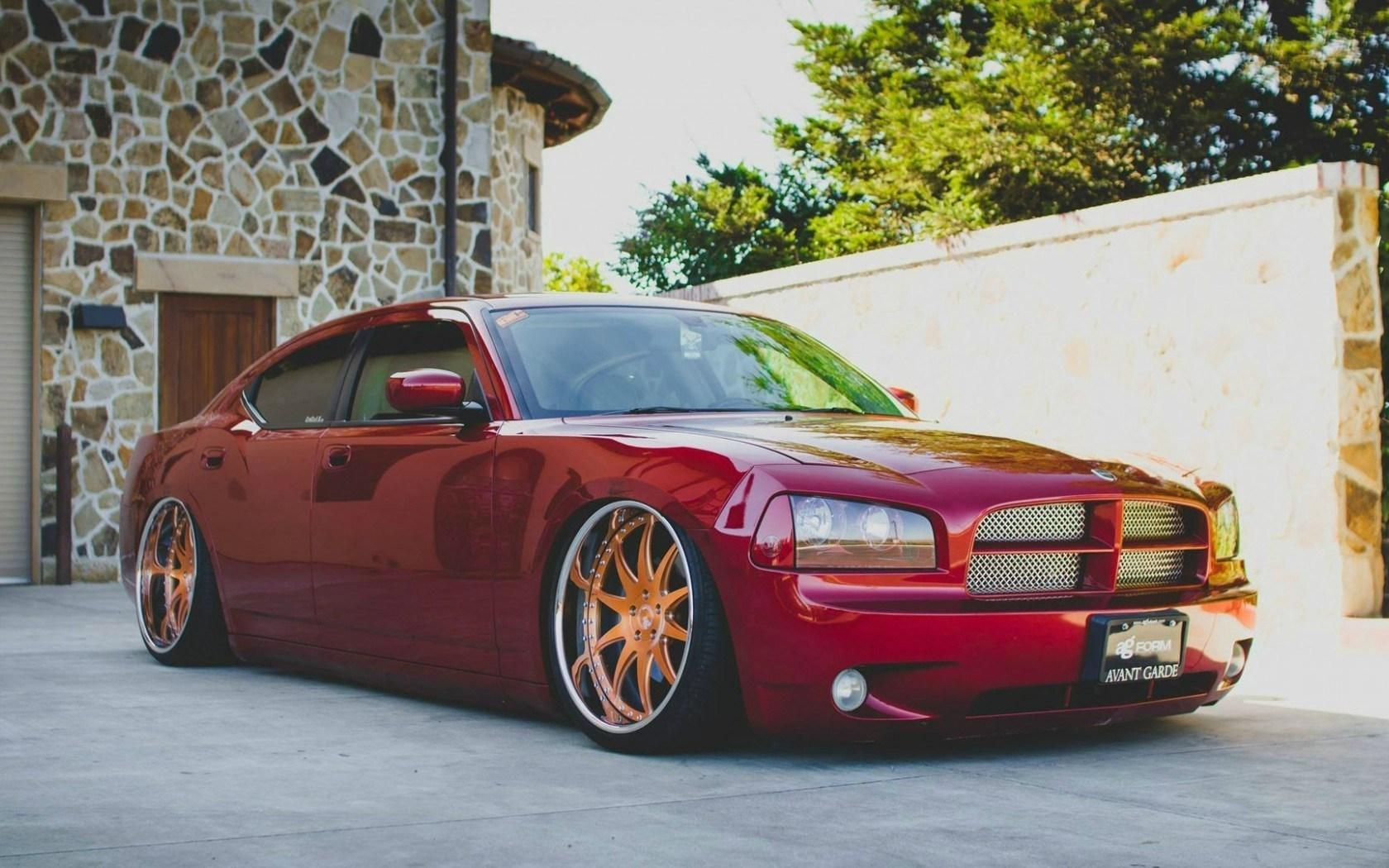 Dodge Charger Tuning Wheels Car Wallpaper  Other