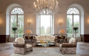 interior living sofa castle lights 1080p