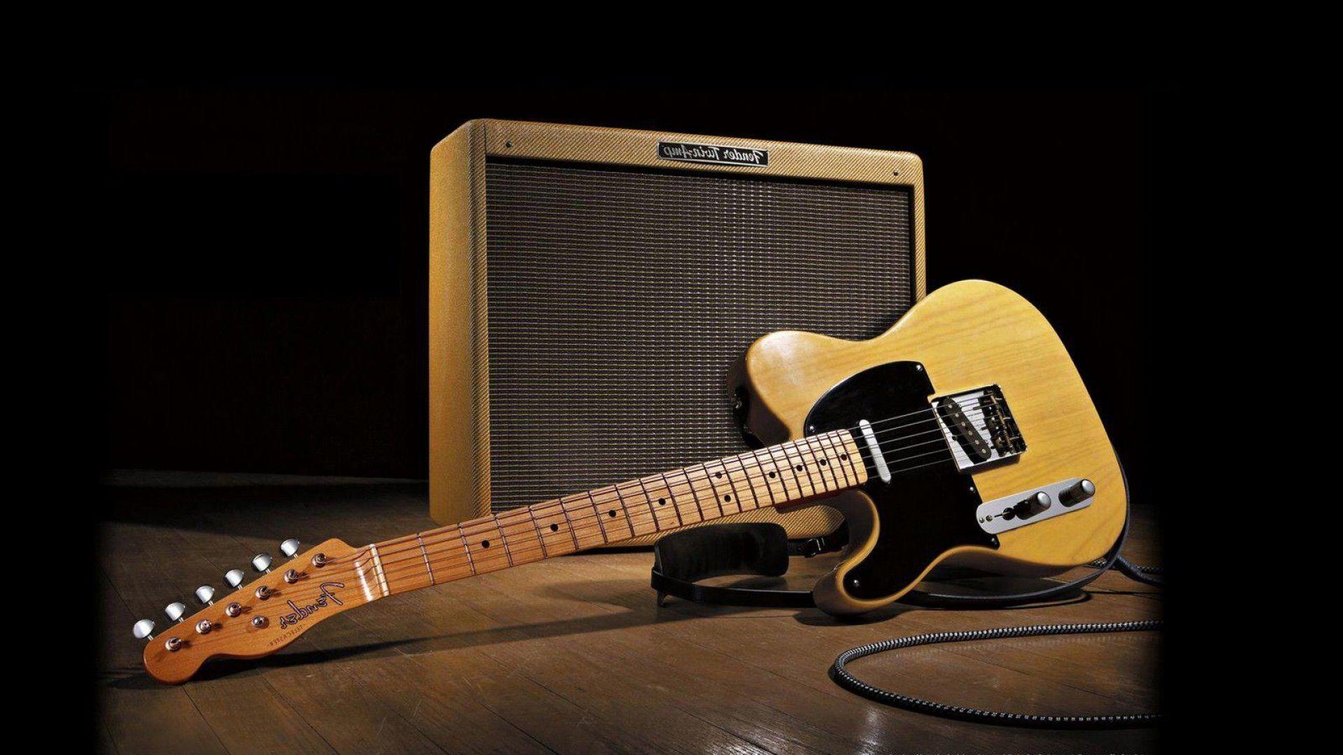 51 Fender Guitar Hd Wallpapers Wallpaperboat