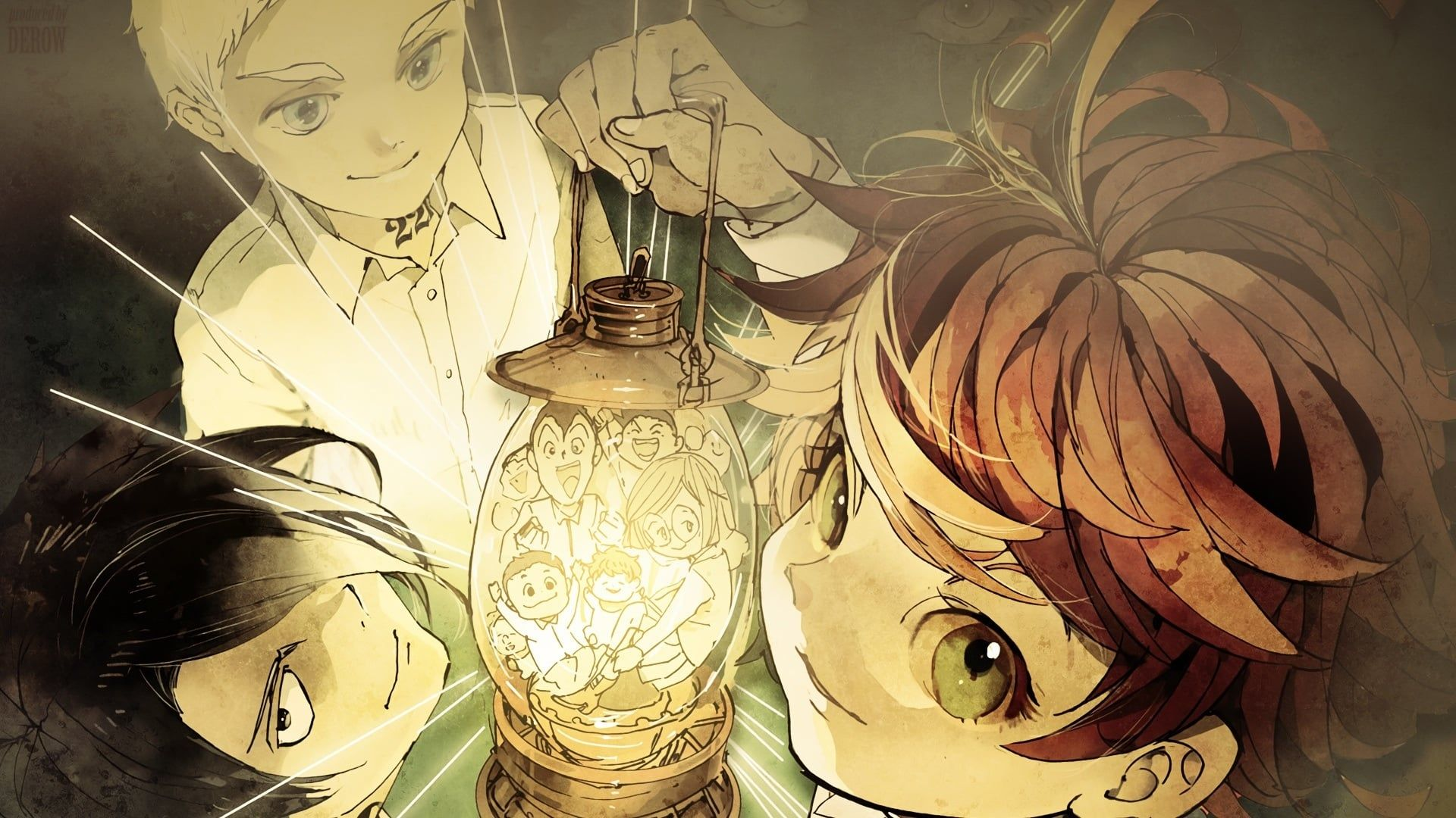 22 the promised neverland wallpapers