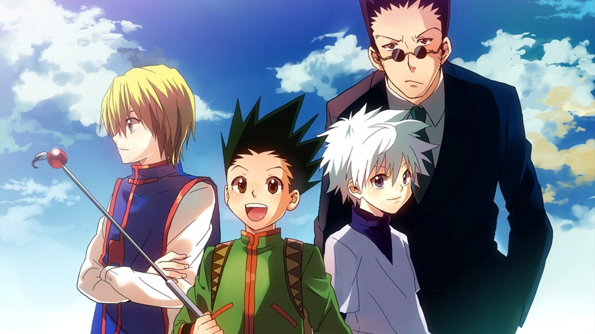 A collection of the top 37 hunter x hunter phone wallpapers and backgrounds available for download for free. 23+ Hunter x Hunter Wallpapers - WallpaperBoat