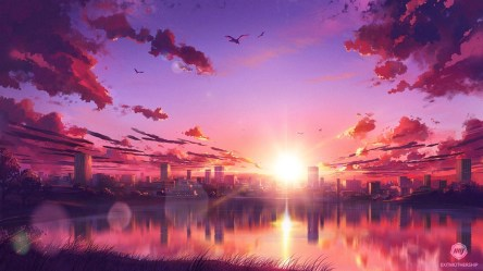 Anime Scenery Wallpapers: 28 Images WallpaperBoat
