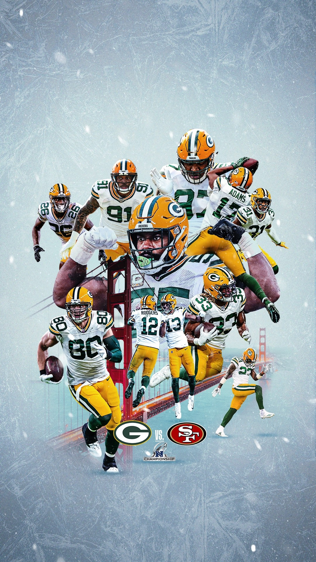 He has won one super bowl with the packers and has spent his entire. Aaron Rodgers iPhone Wallpapers (19 images) - WallpaperBoat