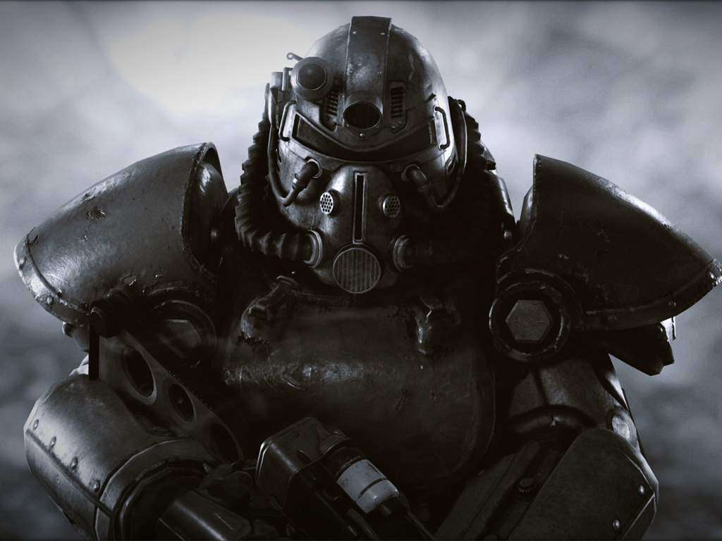 Hd Wallpapers For Samsung Galaxy S4 Armour Suit Fallout 76 Video Game Wallpaper 1920x1080