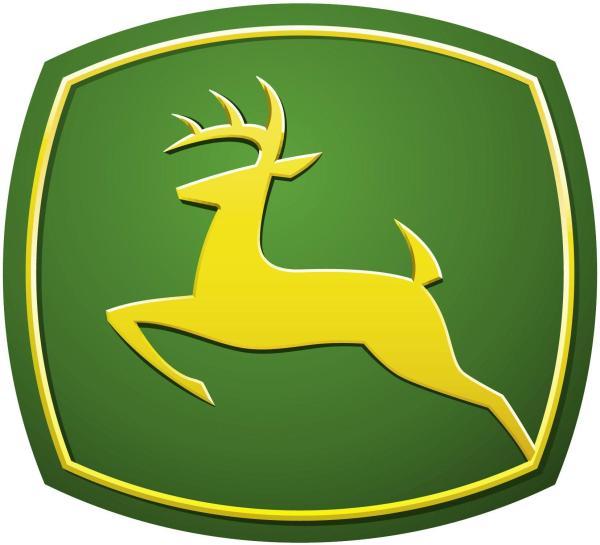 John Deere Logo Wallpapers - Wallpaper Cave