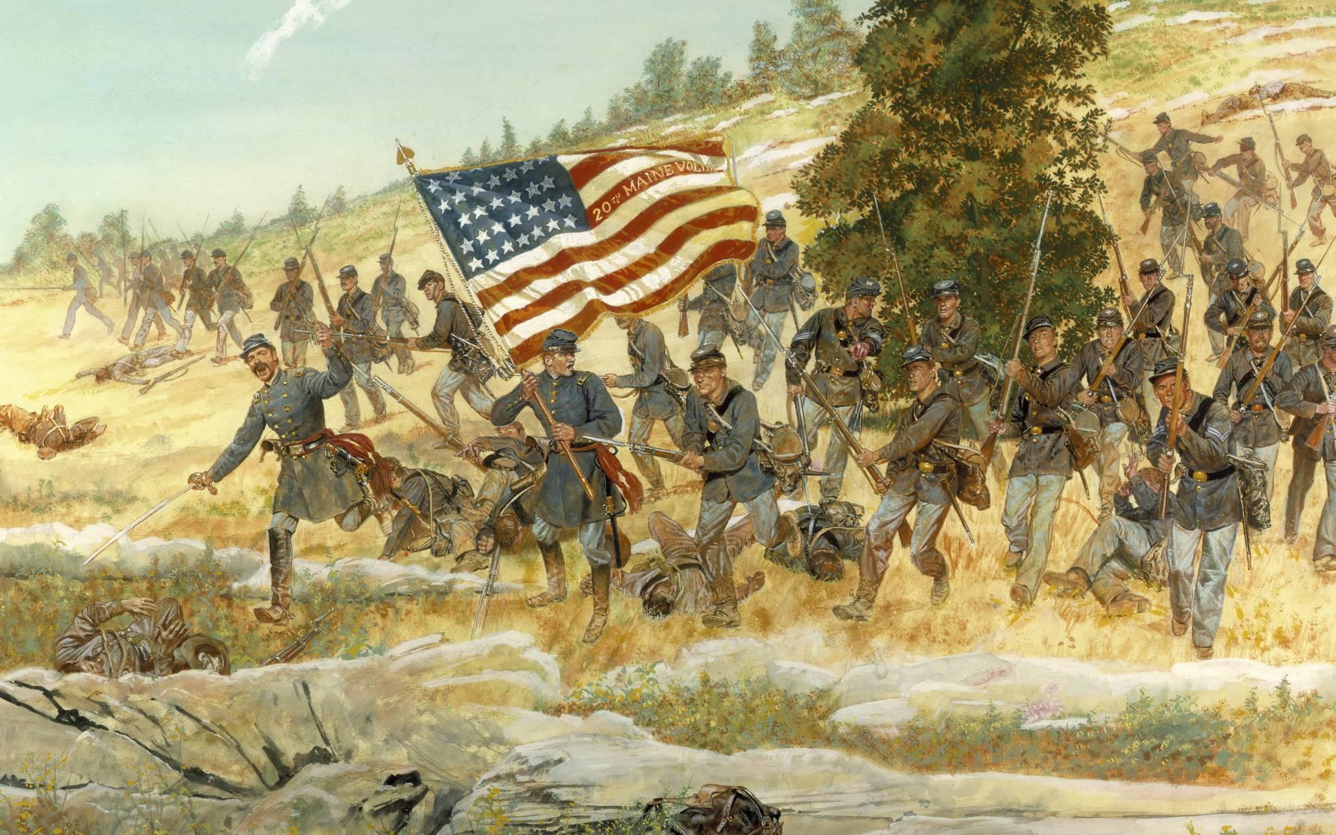 American Civil War Wallpapers