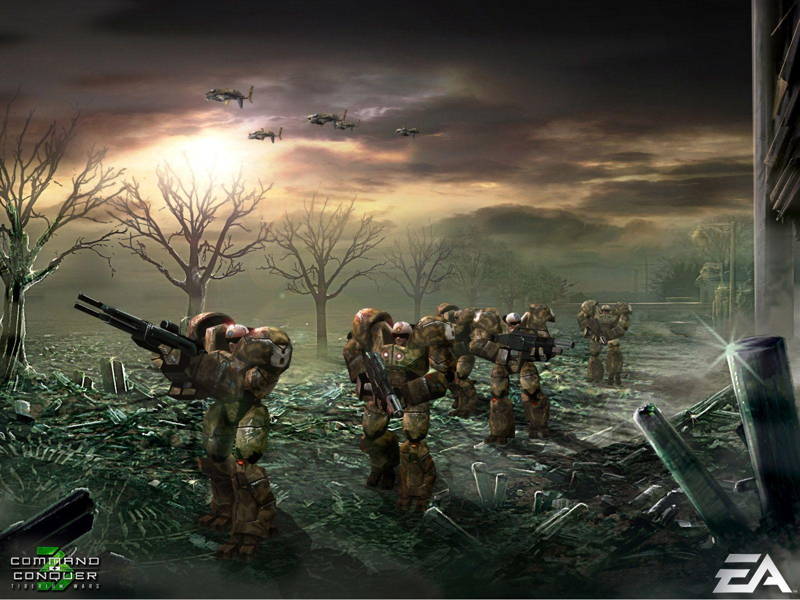 Epic Animal Wallpapers Command And Conquer Wallpapers Wallpaper Cave