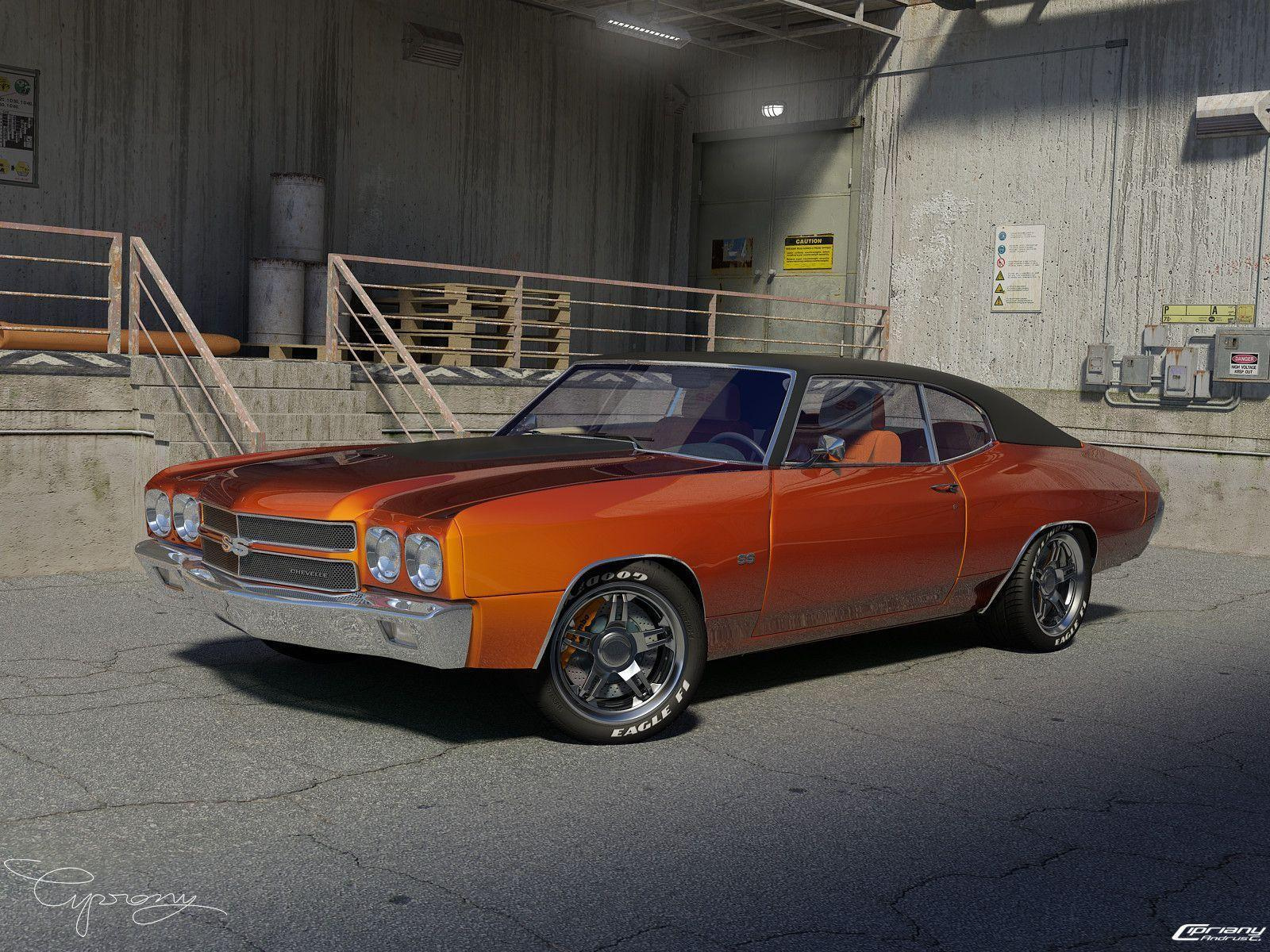 Full Hd Car Wallpapers 2014 Chevelle Ss Wallpapers Wallpaper Cave