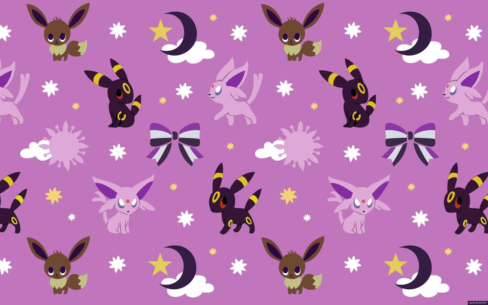 Cute Espeon Wallpaper Espeon Wallpapers Wallpaper Cave