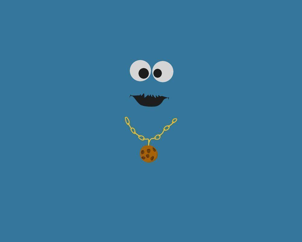 Cute Wallpapers Chibi Animals Cookie Monster Backgrounds Wallpaper Cave
