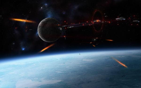 Star Wars Space Backgrounds - Wallpaper Cave