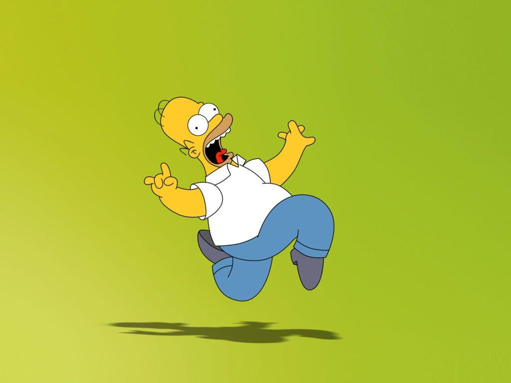 funny simpson wallpapers wallpaper
