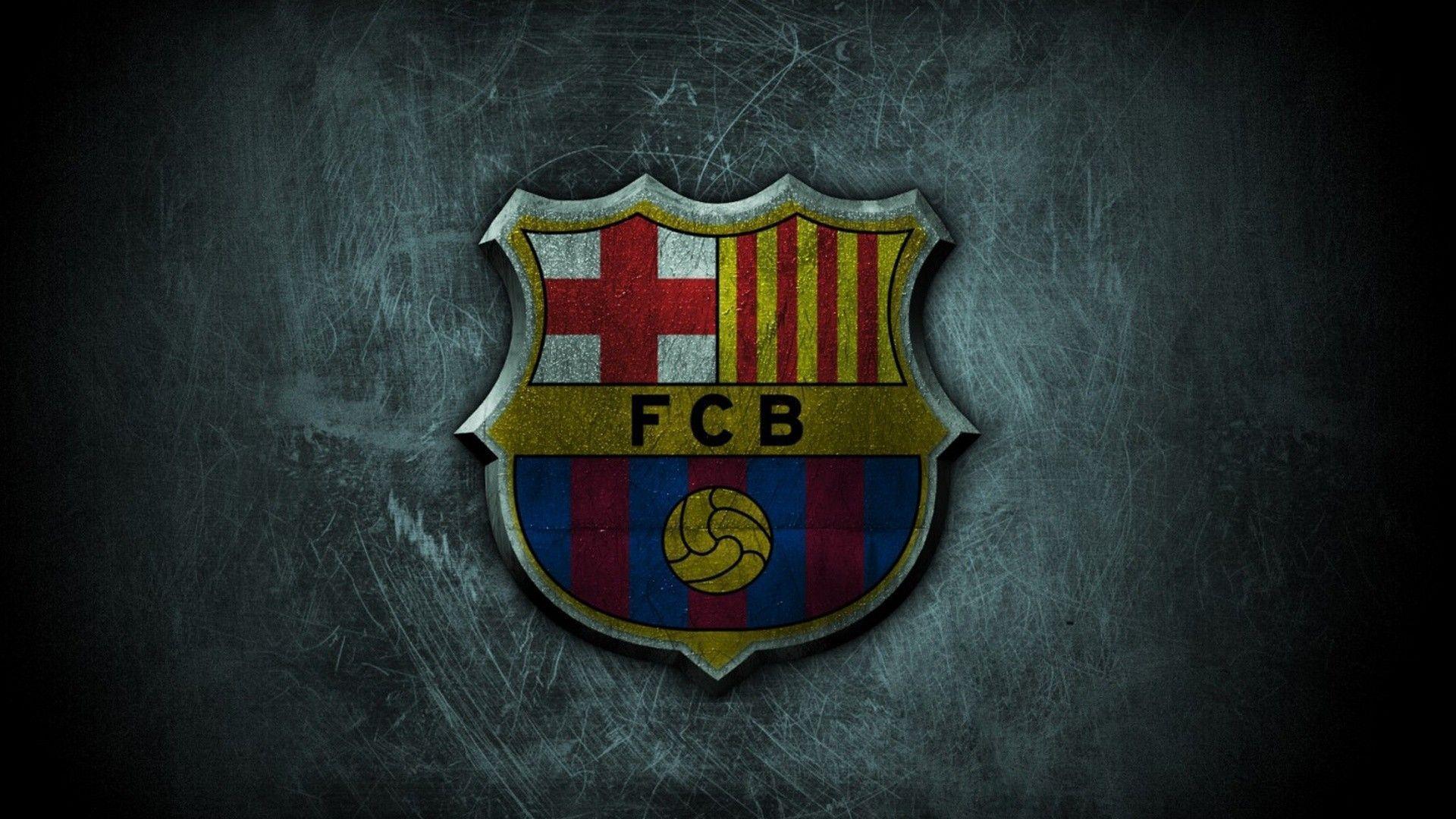 fc barcelona logo wallpapers