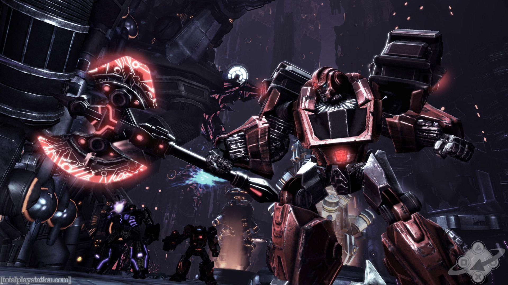 Transformers Fall Of Cybertron Wallpaper Cybertron Wallpapers Wallpaper Cave