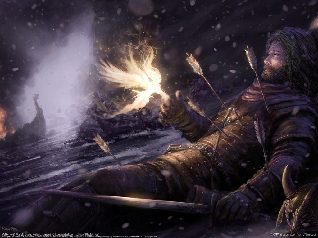 Arrow Girl Anime Wallpaper Medieval Knights Wallpapers Wallpaper Cave