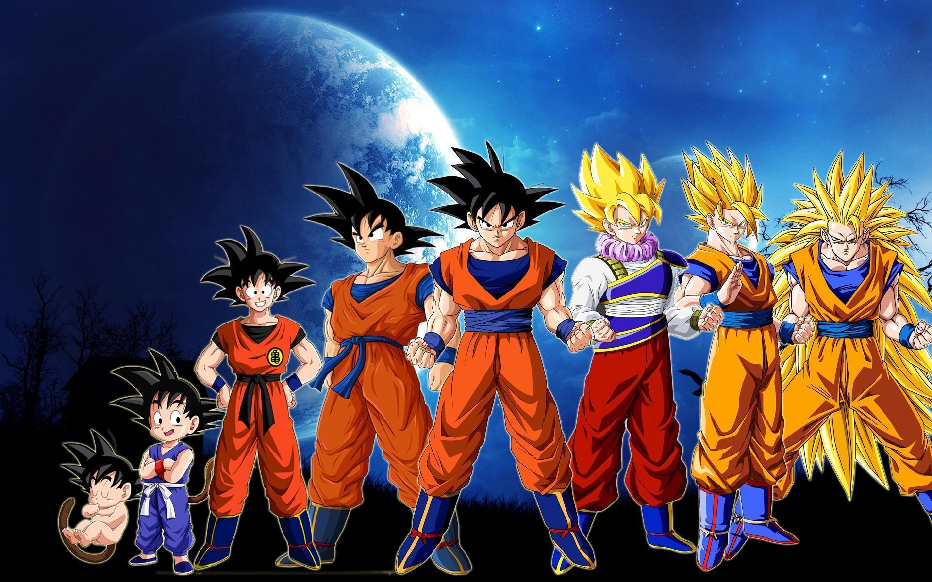 Black goku, doppelganger của anh ấy đến từ một chiều không gian khác. Dragon Ball Z Goku Wallpapers - Wallpaper Cave