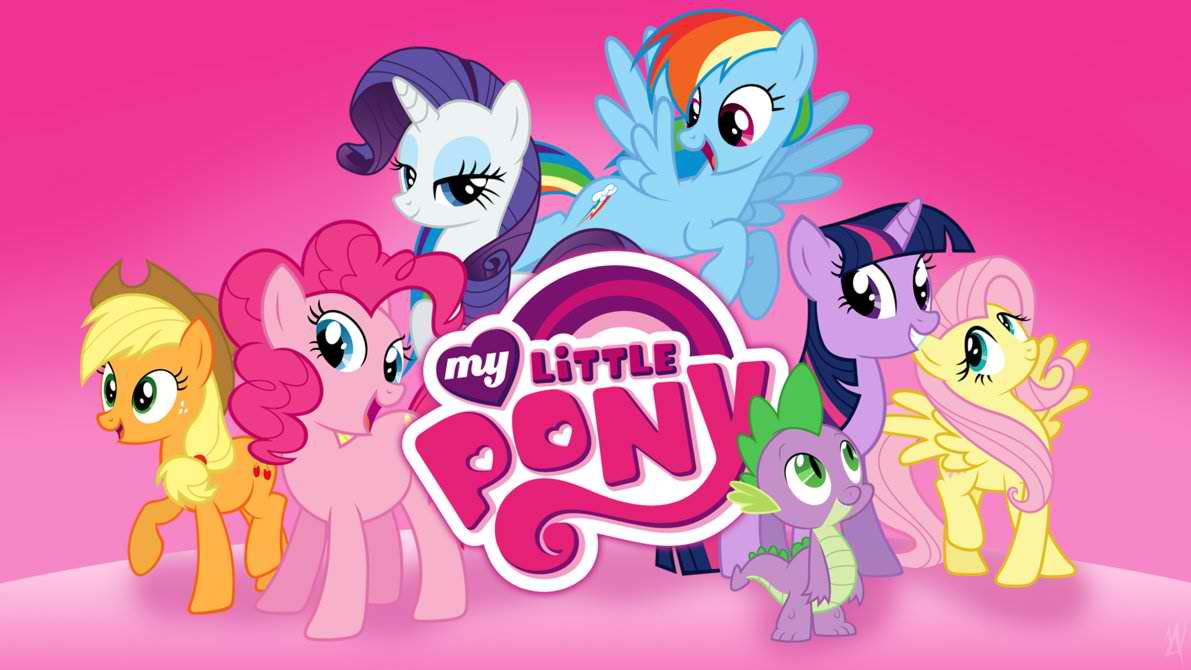 my little pony backgrounds