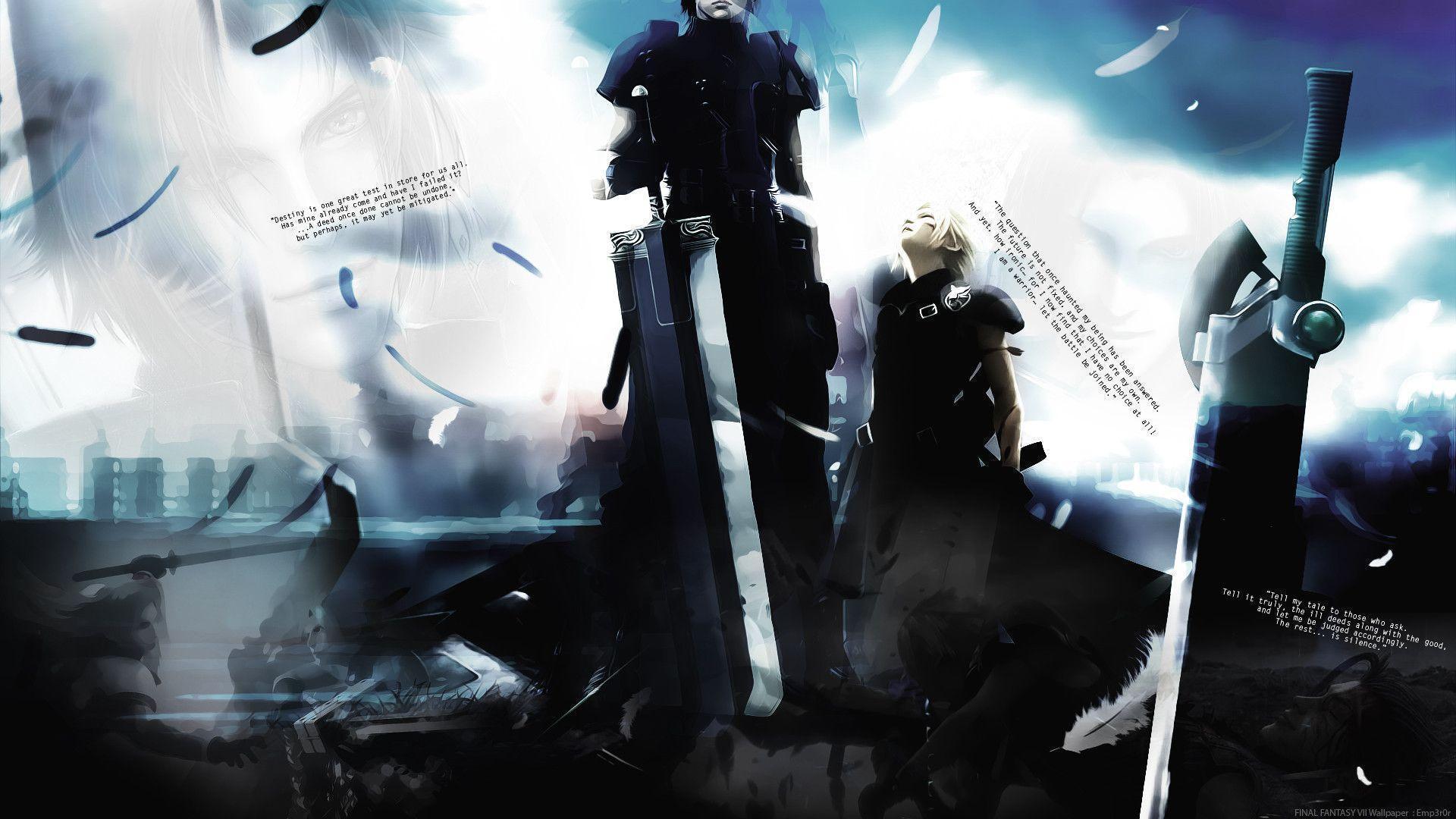 Final Fantasy 7 Wallpapers Wallpaper Cave