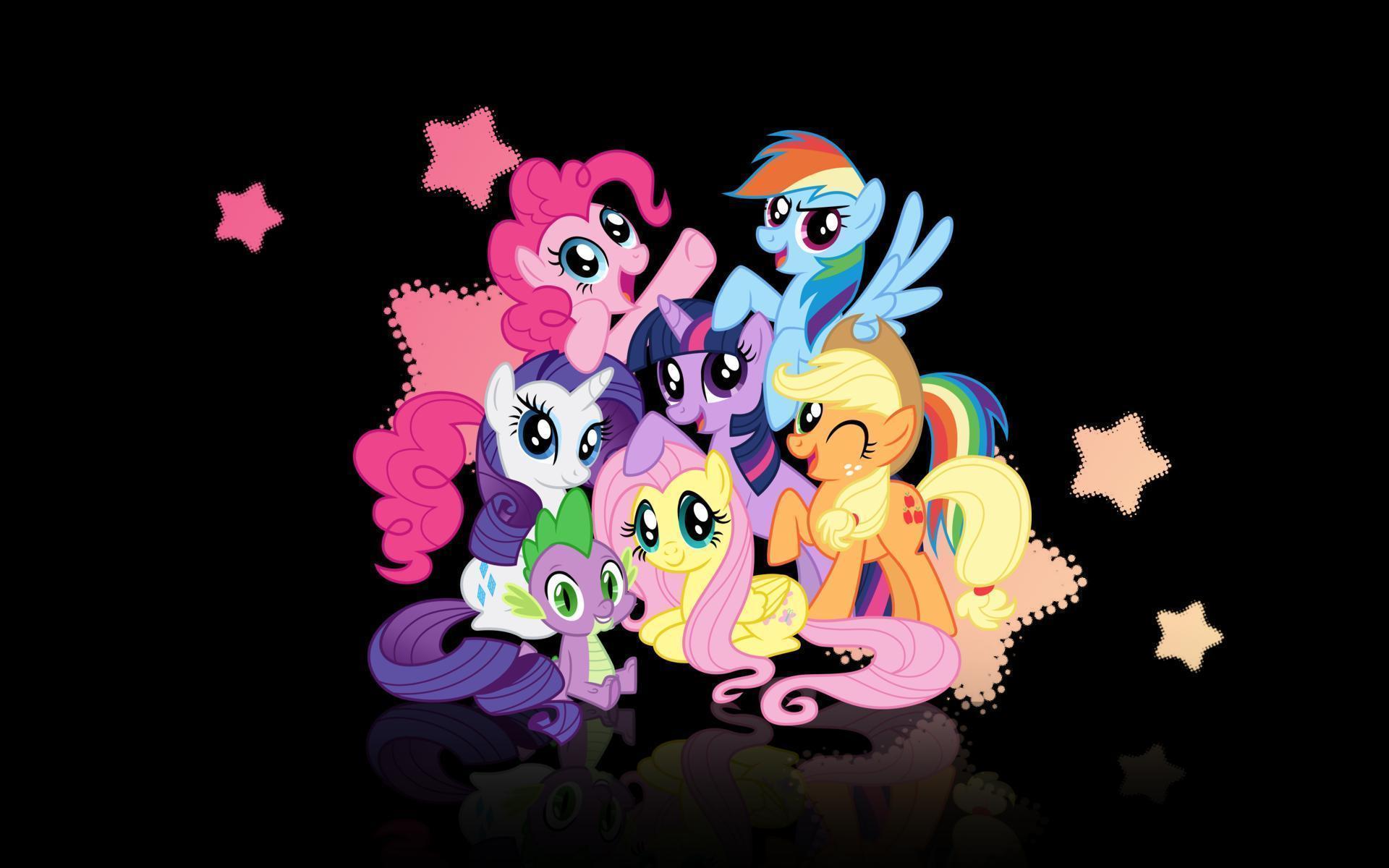 my little pony hd