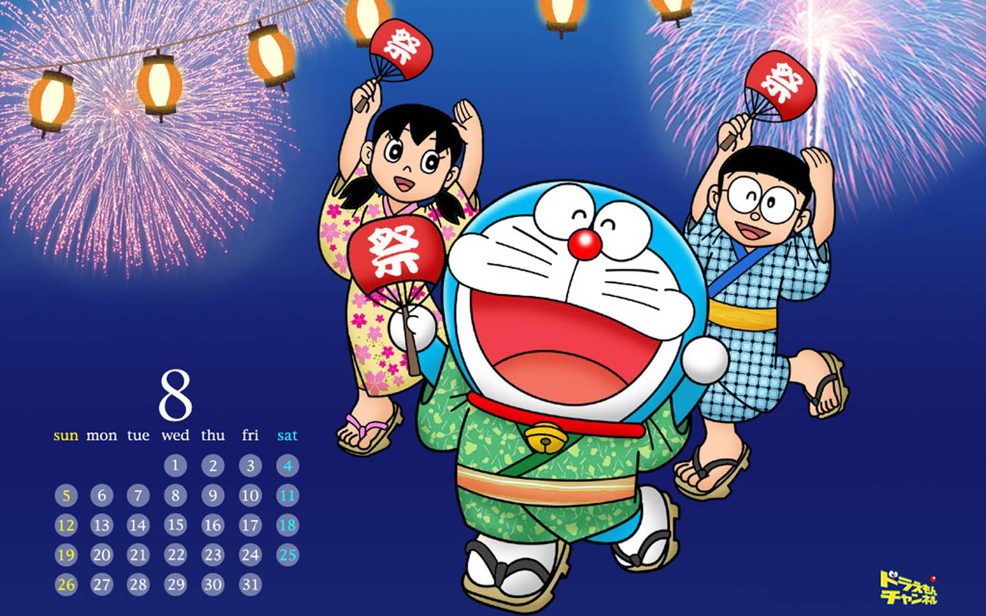 Wallpaper Of Doraemon For Desktop  Wallsjpg.com