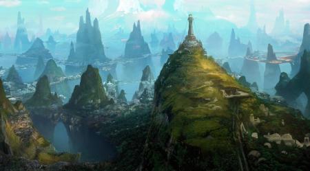 Landscape Fantasy Wallpaper
