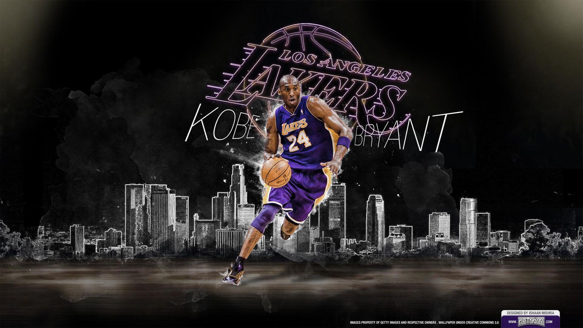 Kobe Bryant Desktop Wallpaper
