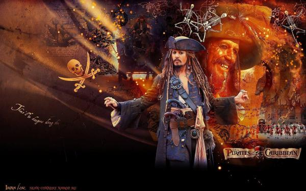 Pirates of the Caribbean Jack Sparrow