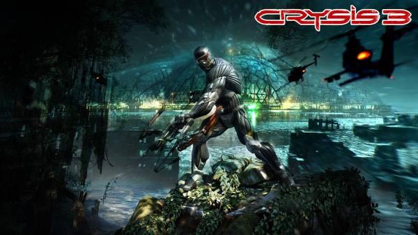 Crysis 3 Wallpapers Wallpaper Cave
