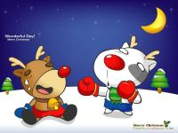 Free Funny Christmas Wallpapers - Wallpaper Cave