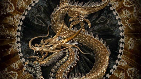 Chinese Dragon Desktop Wallpapers