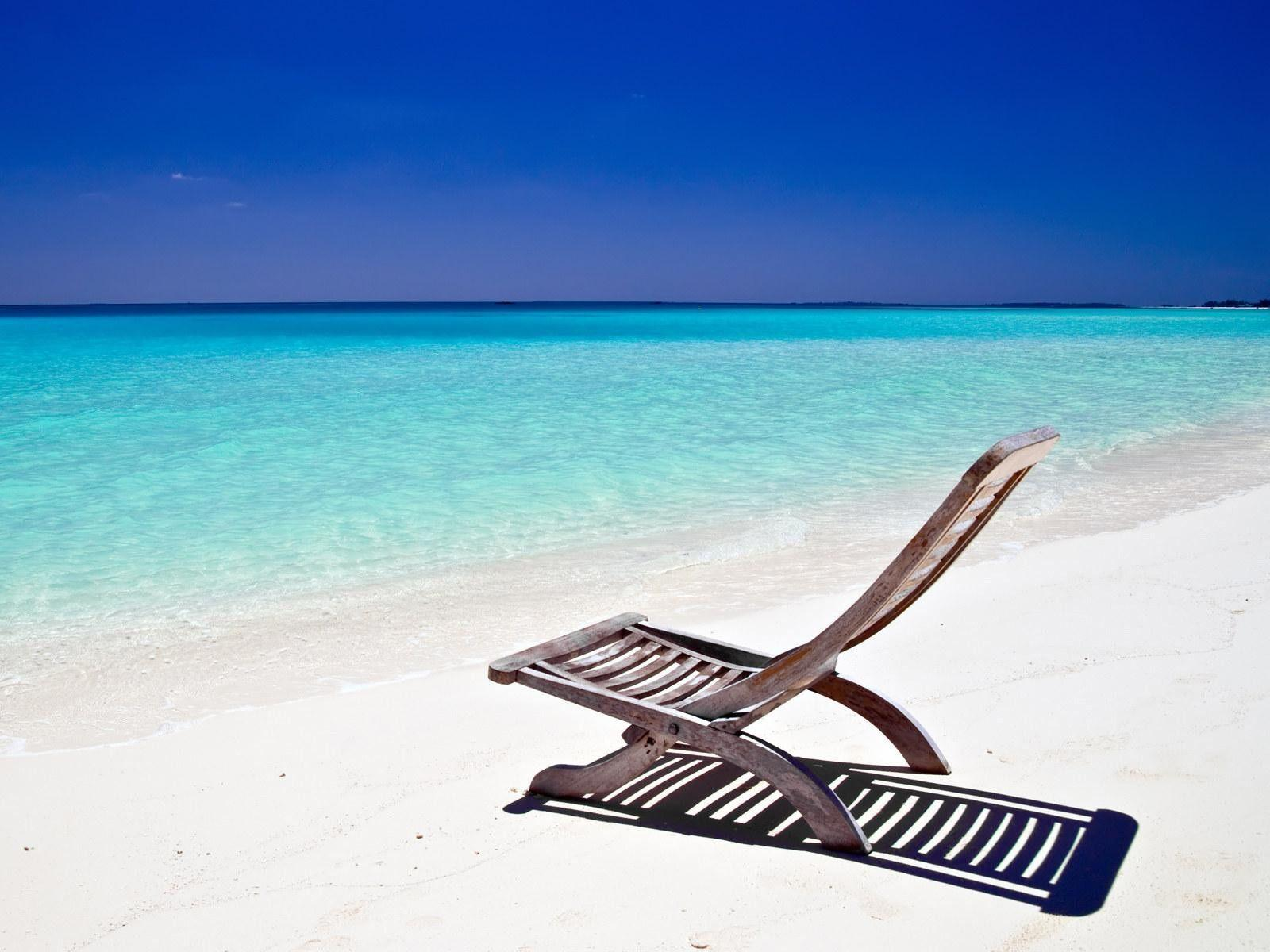 Beach Chair Wallpapers  Wallpaper Cave