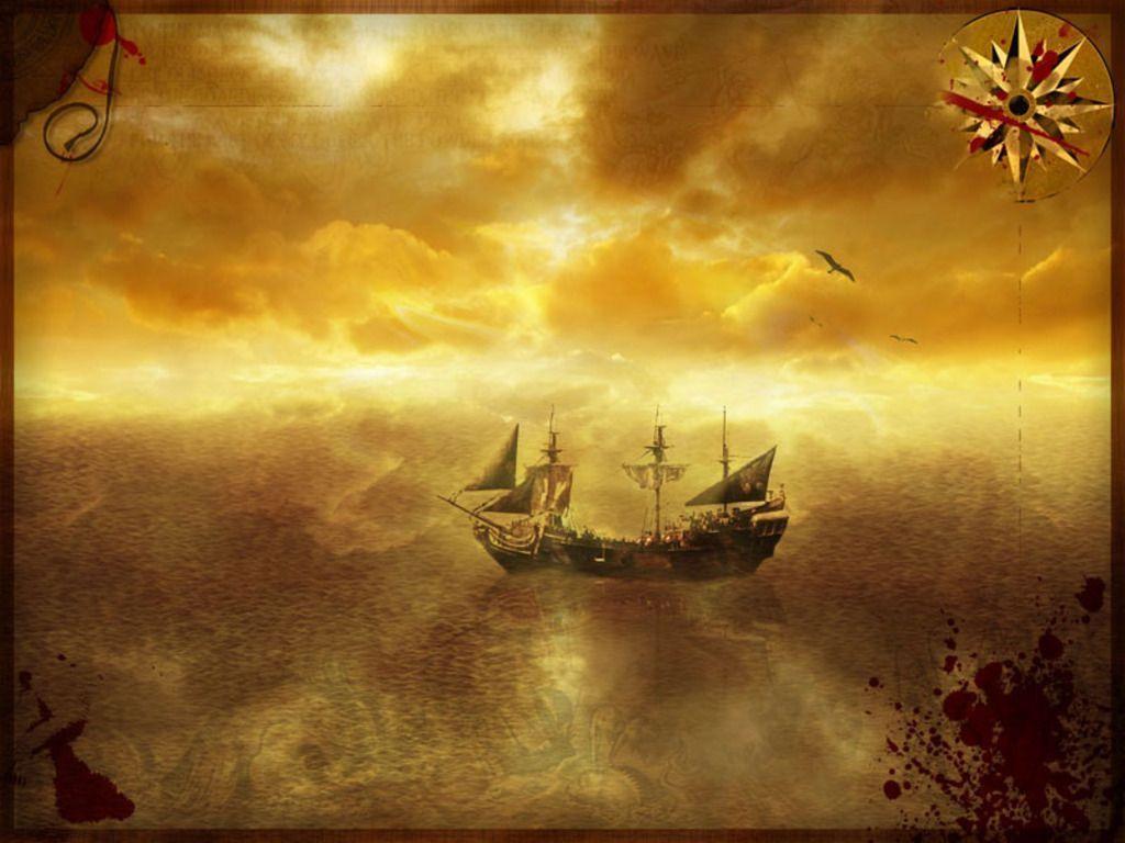 Pirate Ship Wallpaper Hd Pirate Ship Backgrounds Wallpaper Cave